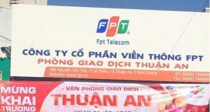 Cáp quang FPT Thuận An