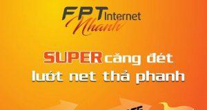 """FPT-TELECOM-RA-MẮT-4-GÓI-CƯỚC-""""SUPER"""""""