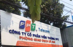 Cáp quang FPT Dĩ An