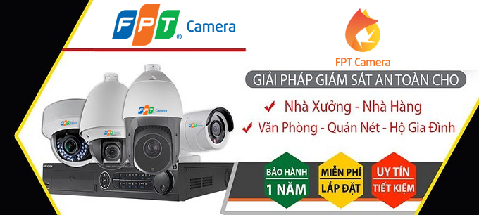 Lắp Camera FPT