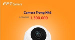 Camera Fpt trong nhà