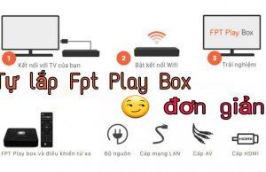 Hướng dẫn lắp đặt FPT Play Box+