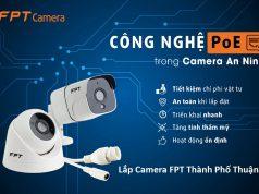 Lắp Camera FPT Thành Phố Thuận An